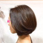 【青葉台にある骨格診断とパーソナルカラーから髪型を作る美容師】が骨格タイプナチュラル×パーソナルカラースプリングさんのカットカラーをしました( ^ω^ )