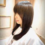クセで膨らみやすい髪の毛を自然なサラサラストレートにする方法♪